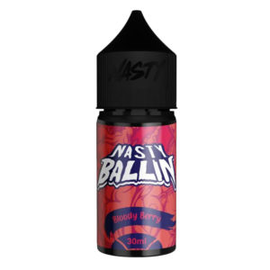Nasty Juice Blóðug Berry 30ml bragðþykkni flaska