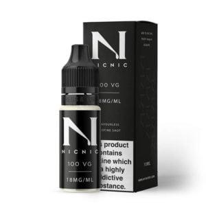 Nic Nic Max Vg Nicotine Booster Shot