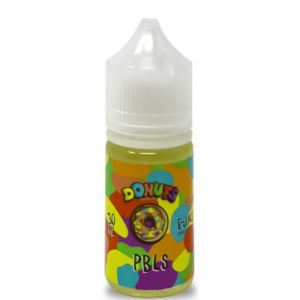 Pbls Donuts 30ml Eliquid Flavor Concentrate Bottle By Marina Vape