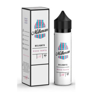 Pixie Tarts 50ml Eliquid Shortfill Bottle With Box By The Milkman Απολαύσεις