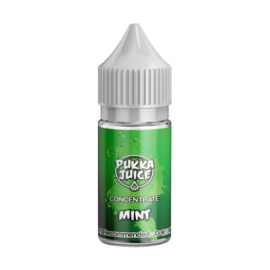 Pukka Juice Mint 30 ml Eliquid Flavour Concentrate Bottle