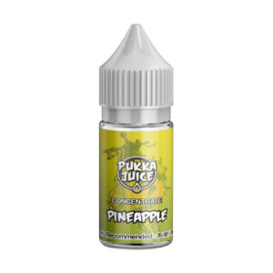 Pukka Juice Ananas 30 ml Eliquid Flavour Concentrate Bottle
