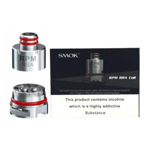 Smok Rpm40 Rba Vape Replacement Coil With Box