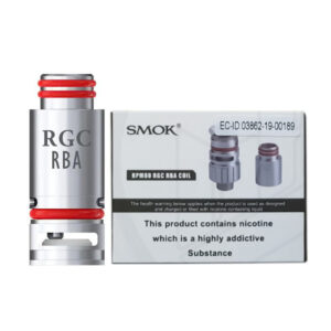 Smok Rpm80 Rgc Rba Ersatz Vape Coil With Box
