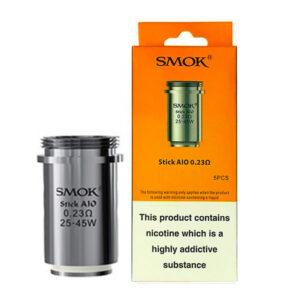 Smok Stick Aio Vape vafningar með kassa