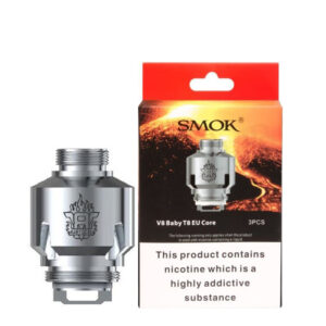 Smok V8 Baby Eu Core Replacement Vape Coil With Box