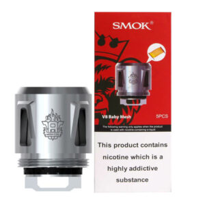 Smok V8 Baby Mesh Replacement Vape Coil With Box