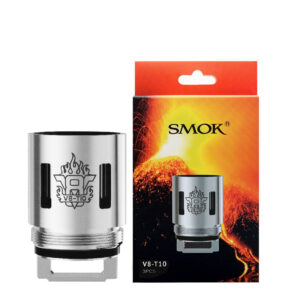 Smok V8 T10 Replacement Vape Coil With Box