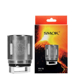 Smok V8 T6placering Vape Coil With Box