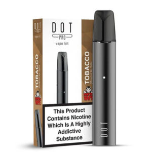 Тютюн Dot Pro Pod система Vape Kit By Vampire Vape