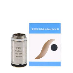 Bobine de Vape de remplacement pour Vaporesso Nexus Nx Ccell avec boîte