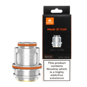Geekvape Zeus Z Replacement Vape Coils With Box