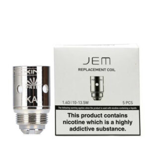 Innokin Jem Replacement Vape Coils With Box
