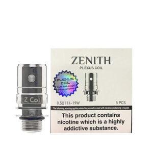 Innokin Zenith Plexus Z Vape spólur með kassa