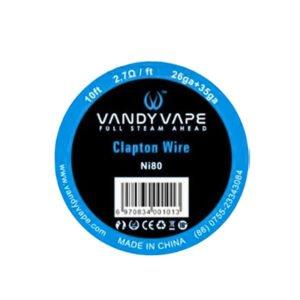 Vandy Vape Ni80 Clapton Coil Wire