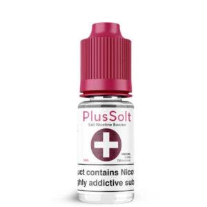 Plussolt Nicotine Salt Booster Shot