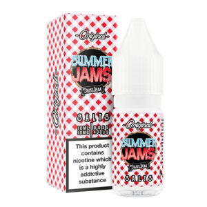 Summer Jams Original Nicotine Salt Eliquid Bottle With Box By Just Jam