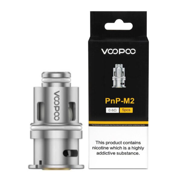 Voopoo Pnp Replacement Vape Coils With Box