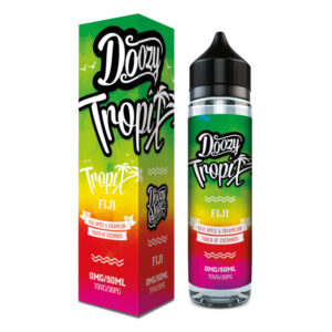 Doozy Tropix Fiji 50ml Eliquid Shortfill Bottle With Box By Doozy Vape Co