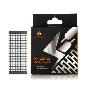 Geekvape Zeus X Mesh Micromesh Strip Vape Coils