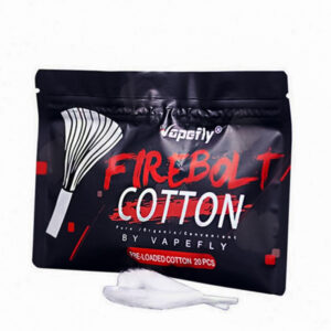 Vapefly Firebolt Cotton Pre Loaded Bómullarstrimlar 3mm