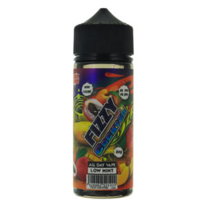 Fizzy Cocktail 100ml Eliquid Shortfill pudele ar Mohawk Co
