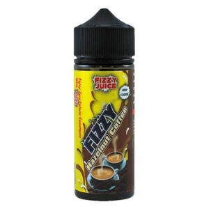 Fizzy Hazelnut Coffee 100ml Eliquid Shortfill Bottle By Mohawk Co.