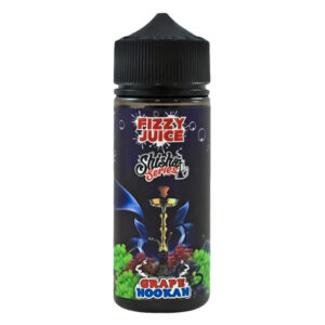 Lýsandi Juice Shisha Series Grape Hookah 100ml Eliquid Shortfill Bottle Eftir Mohawk Co.