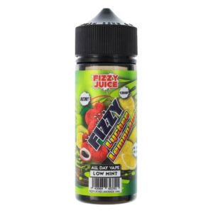 Fizzy Lychee Lemonade 100ml Eliquid Shortfill pudele ar Mohawk Co