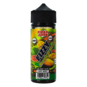 Fizzy Tropical Delight 100ml Eliquid Shortfill pudele ar Mohawk Co
