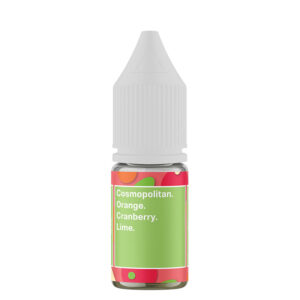 Supergood Cocktail Cosmopolitan Salts 10ml Nicotine Salt Eliquid Bottle