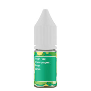 Supergood Cocktail Pear Fizz Salts 10ml Nicotine Salt Eliquid Bottle