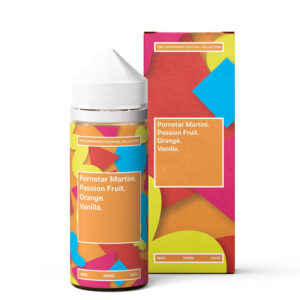 Supergood Cocktail Pornstar Martini 100ml Eliquid Shortfill Botella con caja