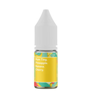 Supergood Cocktail Rum Ting Salts 10ml Nicotine Salt Eliquid Bottle