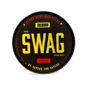 Swag Cotton Ultra hittebestendig Vape-katoen van wedstrijdkwaliteit