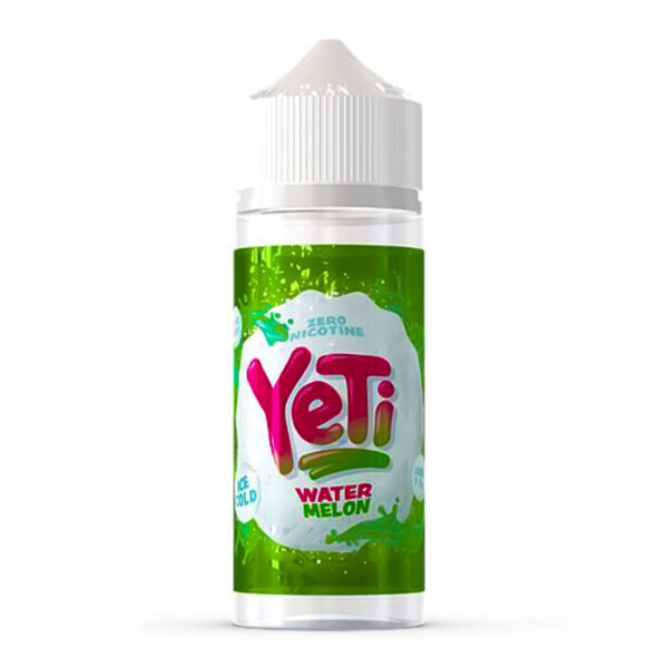 Yeti Watermelon 100ml Eliquid Shortfill Bottle