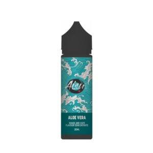Aisu Aloe Vera Shake N Vape Eliquid Flavour Concentrate 20 ml flaske af Zap Juice