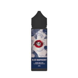 Aisu Blue Raspberry Shake N Vape Eliquid Flavour Concentrate 20ml Bottle By Zap Juice