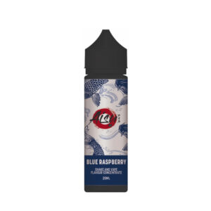 Aisu Blue Raspberry Shake N Vape Eliquid Flavor Concentrate 20ml Μπουκάλι By Zap Juice