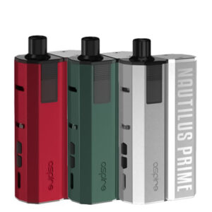 Aspire Nautilus Prime Vape Pod Kit Vapestreams