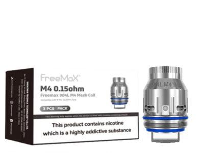 Freemax 904l M Replacement Vape Coils