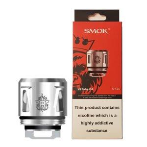 Smok V8 Baby Q4 Vape vafningar