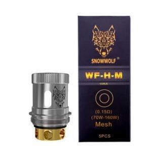 Snowwolf Mfeng T Wf Replacement Vape Coils