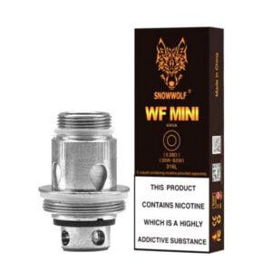 Snowwolf Wf Mini rezerves vape spoles
