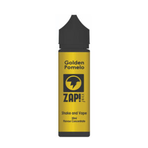 Zap Golden Pomelo Shake N Vape Eliquid Bragðþykkni 20ml Flaska By Zap Juice