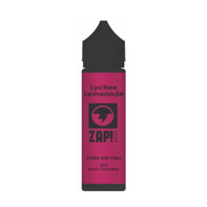 Zap Lychee Lemonade Shake N Vape Eliquid Bragðþykkni 20ml Flaska By Zap Juice
