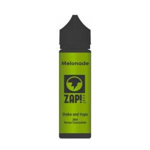 Zap Melonade Shake N Vape Eliquid Flavour Concentrate 20ml Bottle By Zap Juice