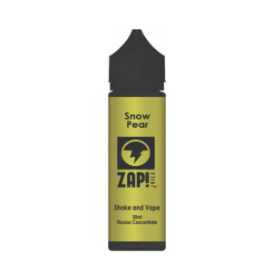 Zap Snow Pear Shake N Vape Eliquid Flavour Concentrate 20 ml flaske af Zap Juice