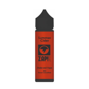 Zap Summer Cider Shake N Vape Eliquid Bragðþykkni 20ml Flaska By Zap Juice