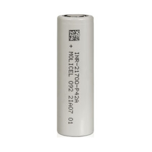 Molicel P42a Inr 2700 Rechargeable Vape Battery 4200mah 30a
